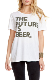 Chaser FUTURE IS BEER TEE - Product Mini Image