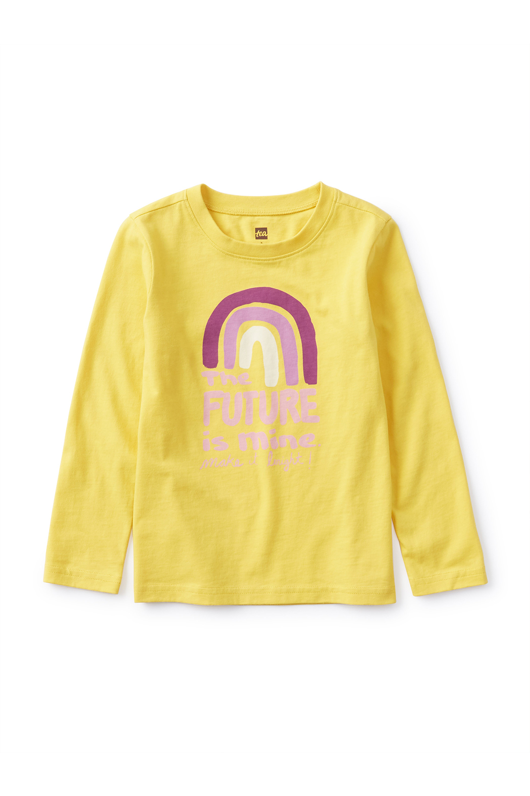 Tea Collection  Future Is Mine Graphic Tee - Main Image