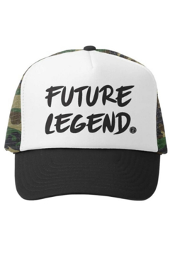 Grom Squad Future legend trucker hat - Product List Image