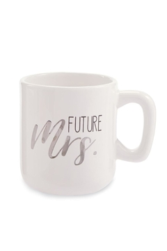 Mud Pie Future Mrs Mug - Product List Image
