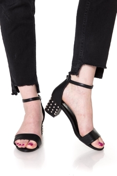 Fuzzi Rivets Heels - Alternate List Image