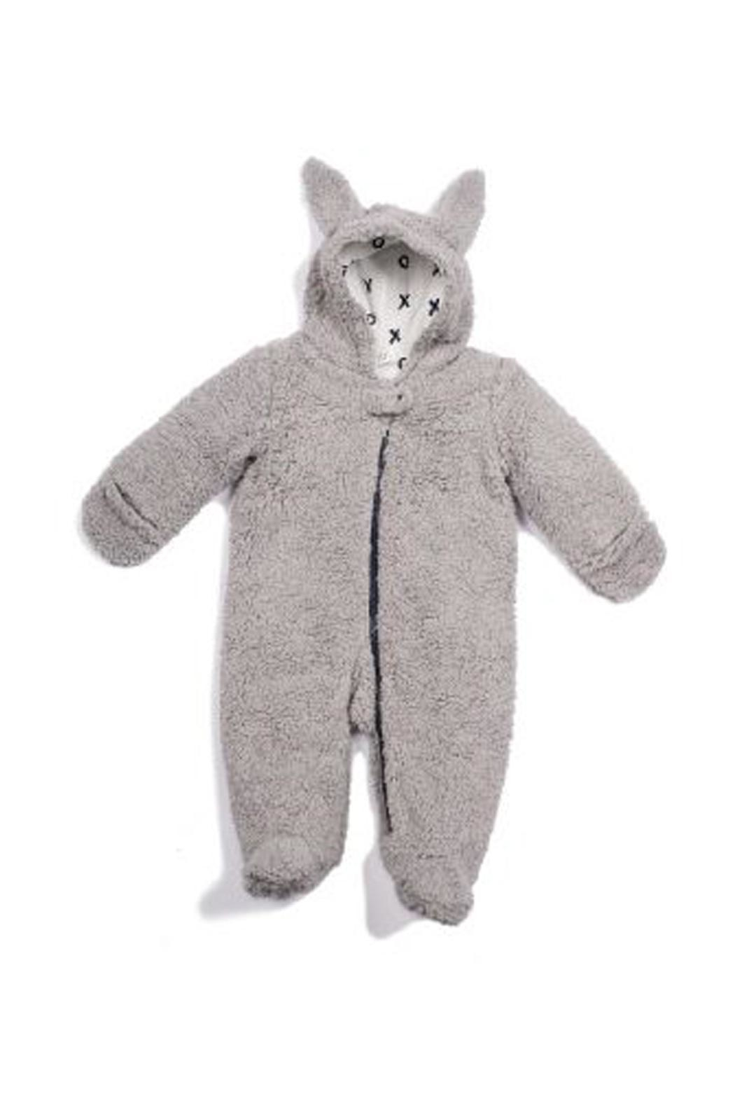 Egg  by Susan Lazar Fuzzy Bunny Snowsuit - Main Image