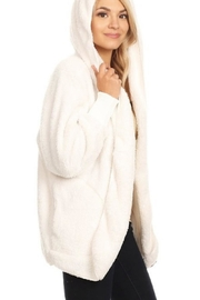 T Party Fuzzy Fur Jacket - Product Mini Image