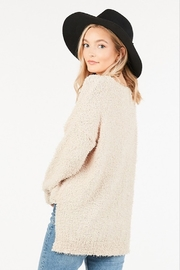 Very J  Fuzzy Knit Sweater - Product Mini Image