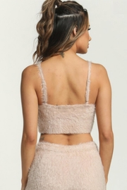 TIMELESS Fuzzy Pink Set - Front full body
