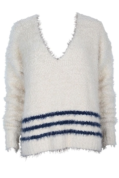 MinkPink Fuzzy Pullover Sweater - Product List Image