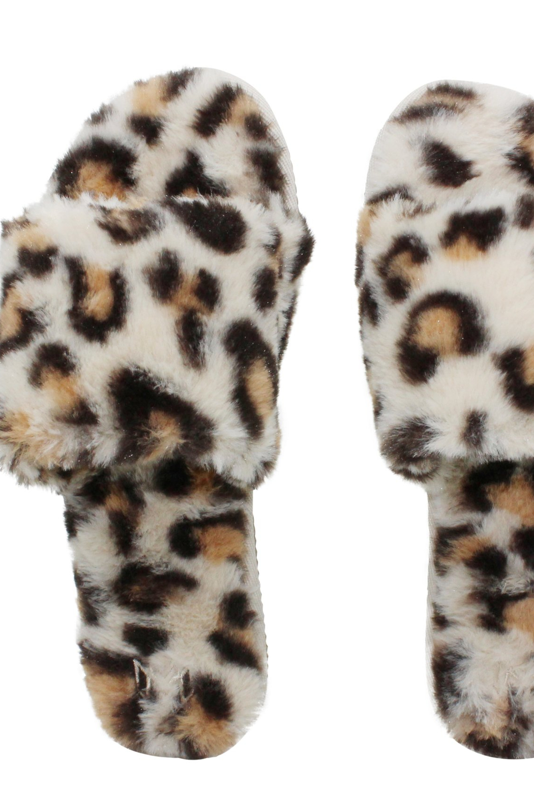 MALVADOS Fuzzy Slippers - Main Image