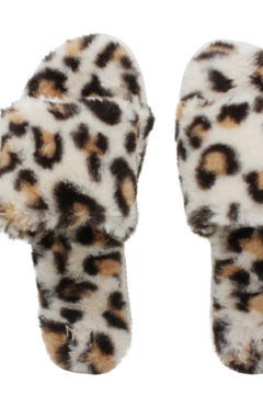 MALVADOS Fuzzy Slippers - Product List Image