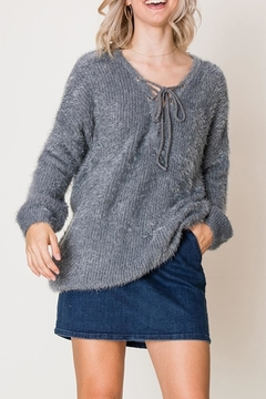 Shoptiques Product: Fuzzy Sweater