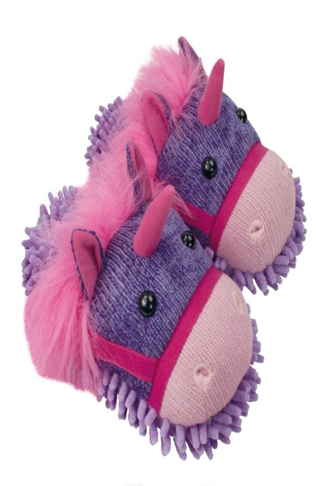 Fuzzy Friends Slipper - Front Full Image