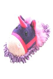 Fuzzy Friends Slipper - Front cropped