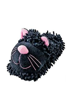 Fuzzy Friends Cat Slippers - Product List Image