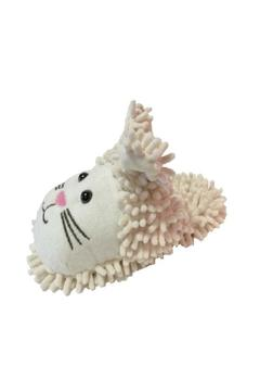 Fuzzy Friends Bunny Slippers - Product List Image