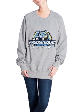 Fyodor Golan Embellished Sweater - Product List Image