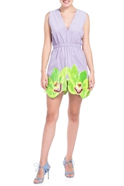 Fyodor Golan Fontana Mini Dress - Side cropped