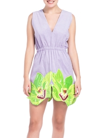 Fyodor Golan Fontana Mini Dress - Front cropped