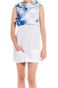 Fyodor Golan Sky Print Dress - Product List Image