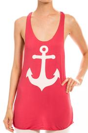 G & G Anchor Tank Top - Product Mini Image