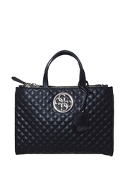 GUESS Handbags G-Lux Quilted Satchel - Product Mini Image