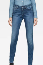 G-star Shape High Skinny Jean - Front cropped