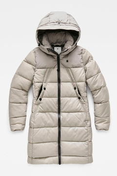 G-Star Raw Whistler Hooded Coat - Alternate List Image
