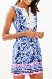 Lilly Pulitzer Gabby Stretch-Shift Dress - Product Mini Image