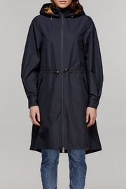 Mackage Gabi Hooded Raincoat - Product Mini Image