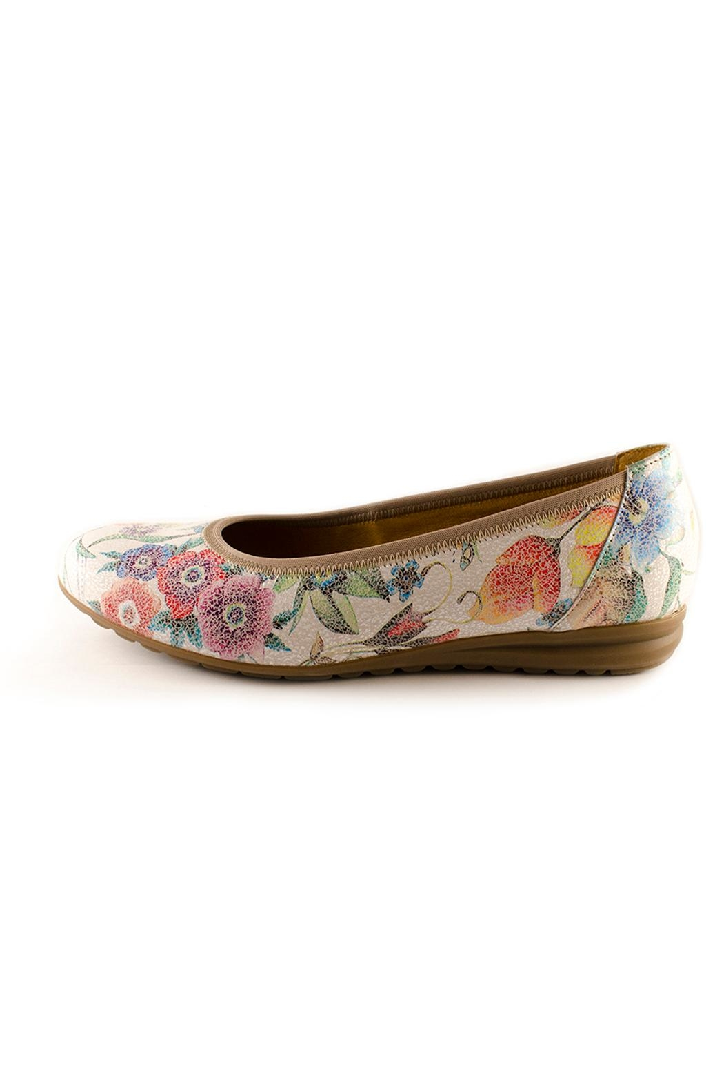Gabor Rayah Flat Shoes - Front Cropped Image