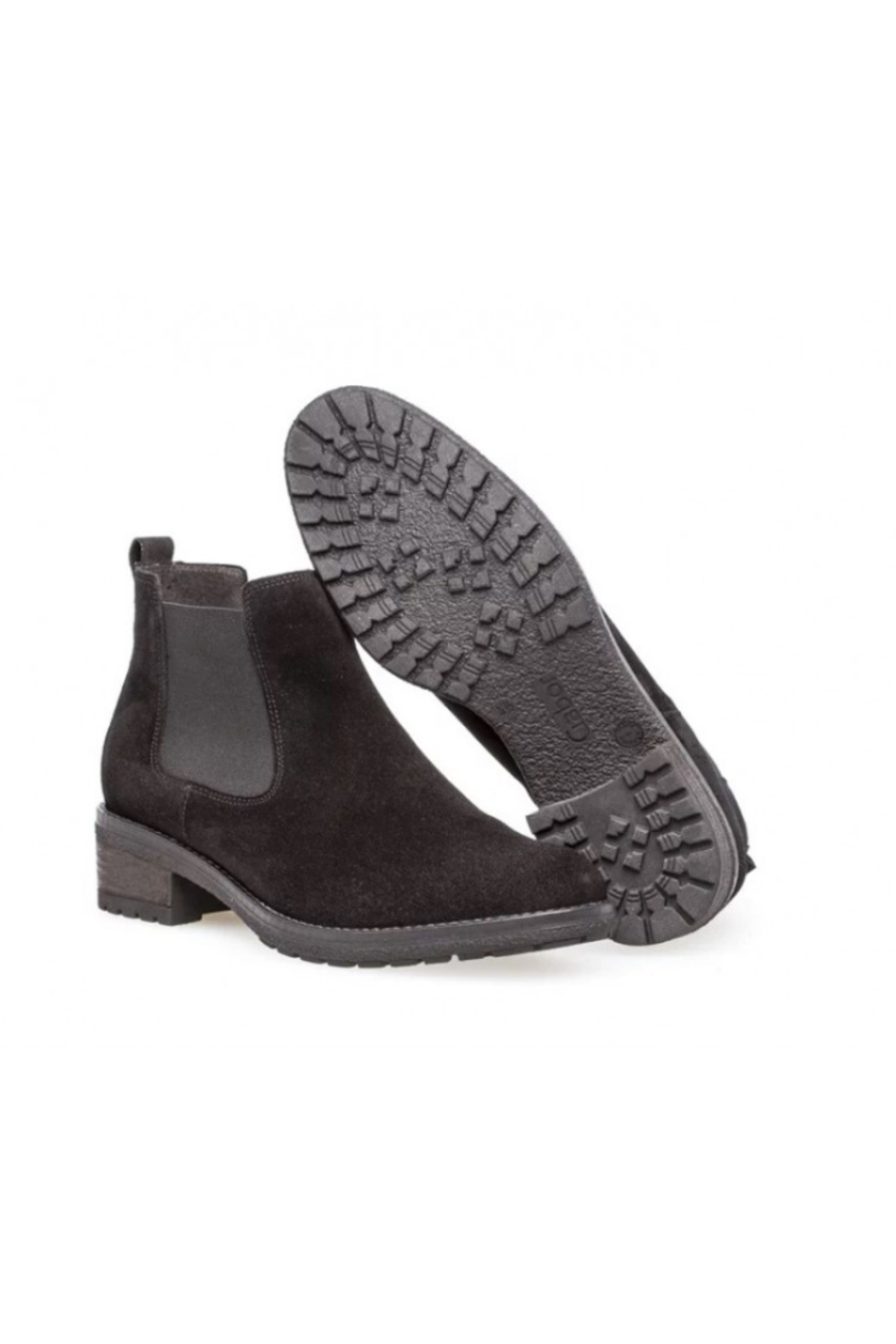 Gabor Women's Chelsea Boot - Back Cropped Image