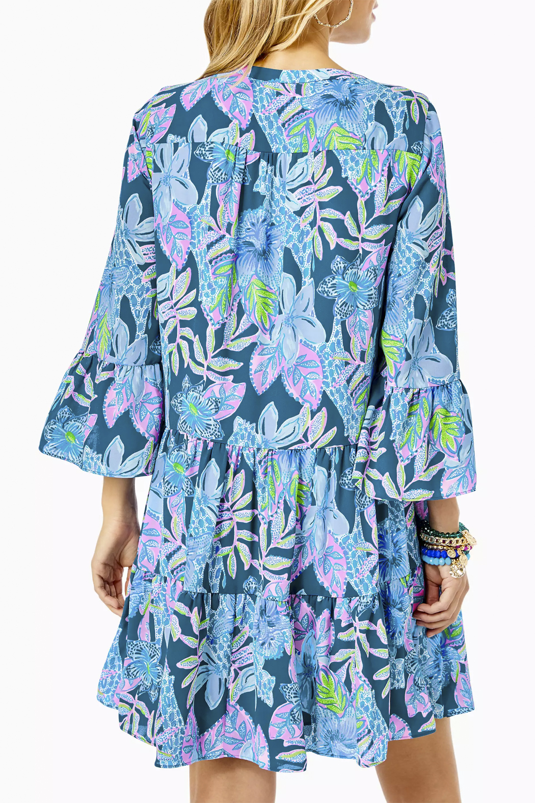 Lilly Pulitzer  Gabriel Dress - Front Full Image