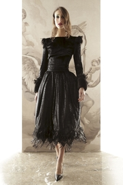 Gabriele Fiorucci Bucciarelli Velvet Two-Piece Dress - Product Mini Image