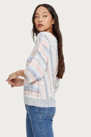 Michael Stars Gabrielle Front to Back Sweater - Front full body