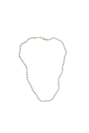 Gabrielle Sanchez Blue Japanese Akoya Pearl Strand 17'' 8-8.5mm - Product Mini Image