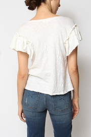 NYTT Gabrielle Shirt - Back cropped