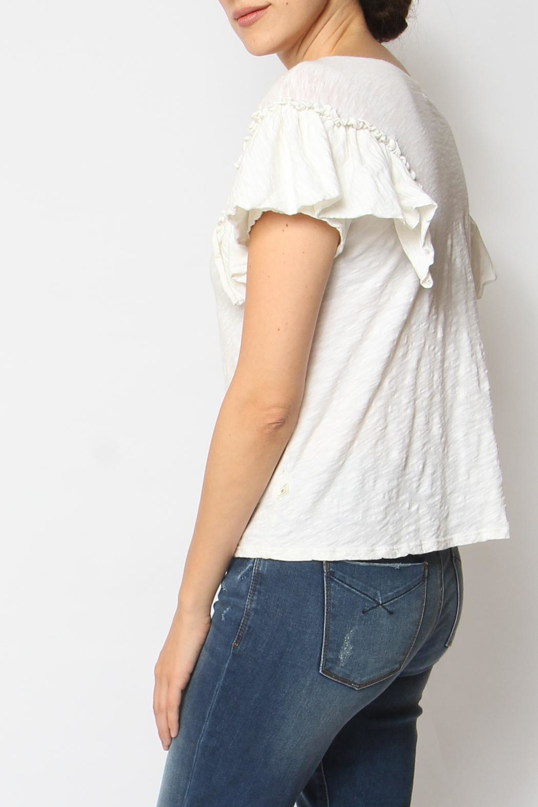 NYTT Gabrielle Shirt - Side Cropped Image
