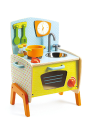 Djeco Gaby's Cooker - Front cropped