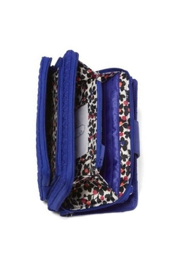 Vera Bradley Gage Blue Deluxe-Alltogether - Alternate List Image