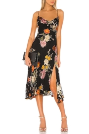 ASTR Gaia Floral Maxi Dress - Front cropped
