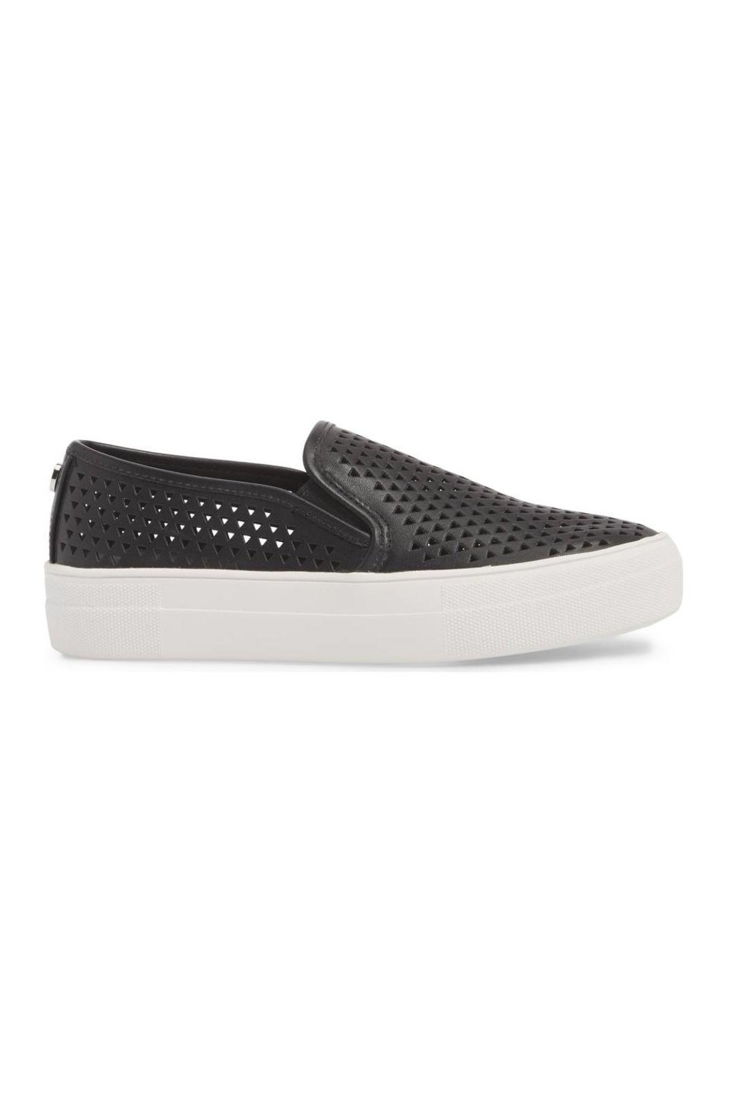 Steve Madden Gal-P Perforated Slip-On - Side Cropped Image