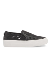 Steve Madden Gal-P Perforated Slip-On - Side cropped