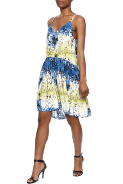 Shoptiques Product: Blue Summer Dress