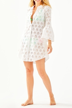 Lilly Pulitzer Gala Cover-Up - Alternate List Image