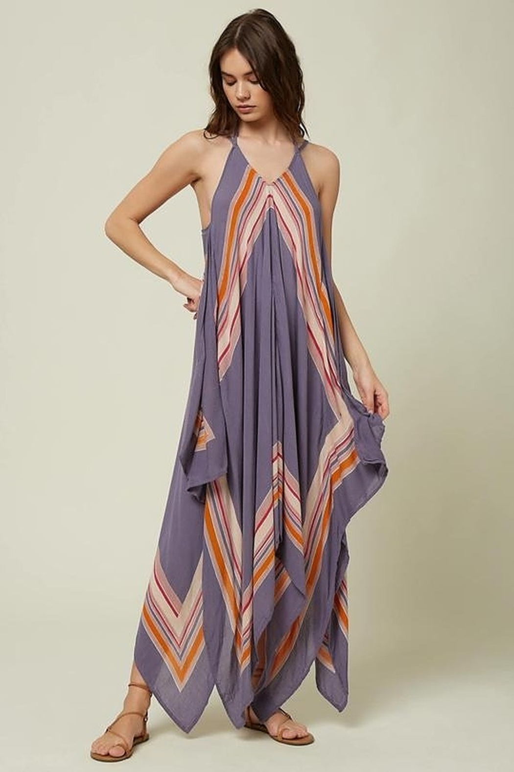 O'Neill Galaxy Cover-Up Dress - Front Cropped Image