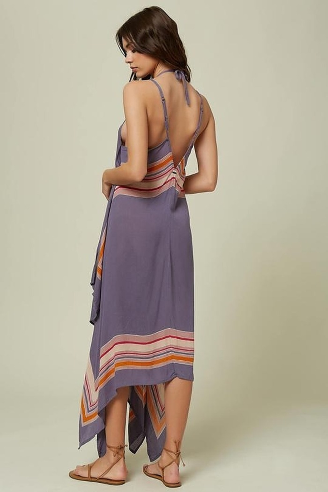 O'Neill Galaxy Cover-Up Dress - Side Cropped Image