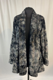 Staples Galaxy Faux Fur - Front cropped