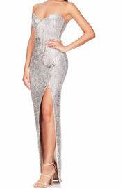 Nookie Galaxy Gown - Side cropped