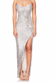 Nookie Galaxy Gown - Front cropped