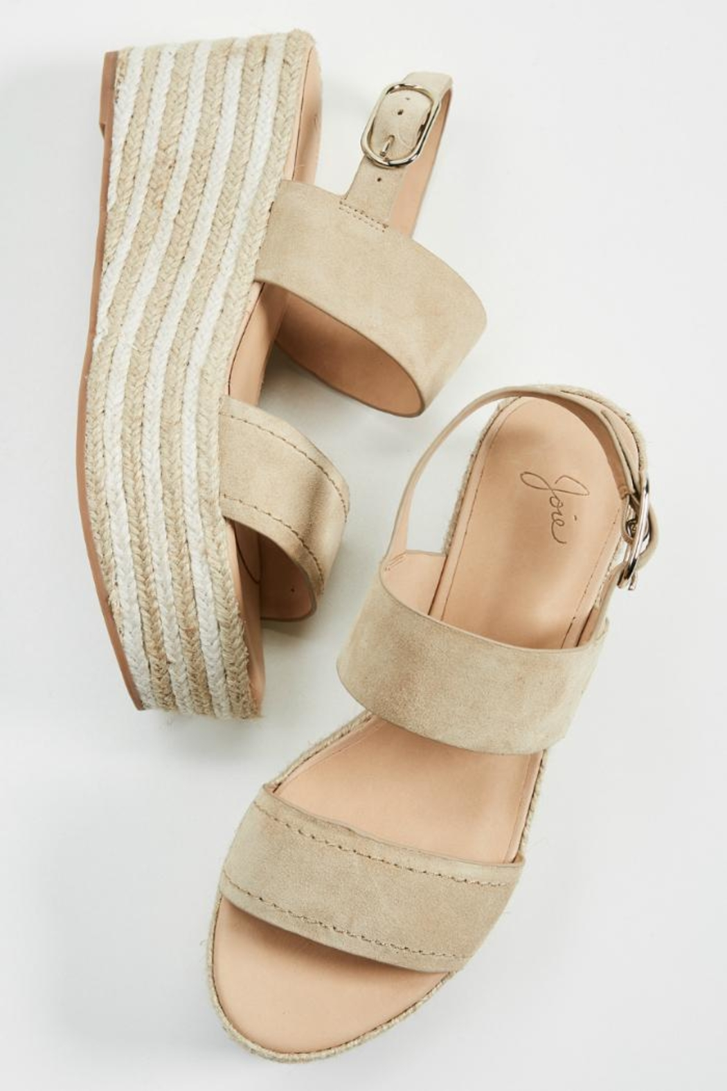 Joie Galicia Wedges - Side Cropped Image