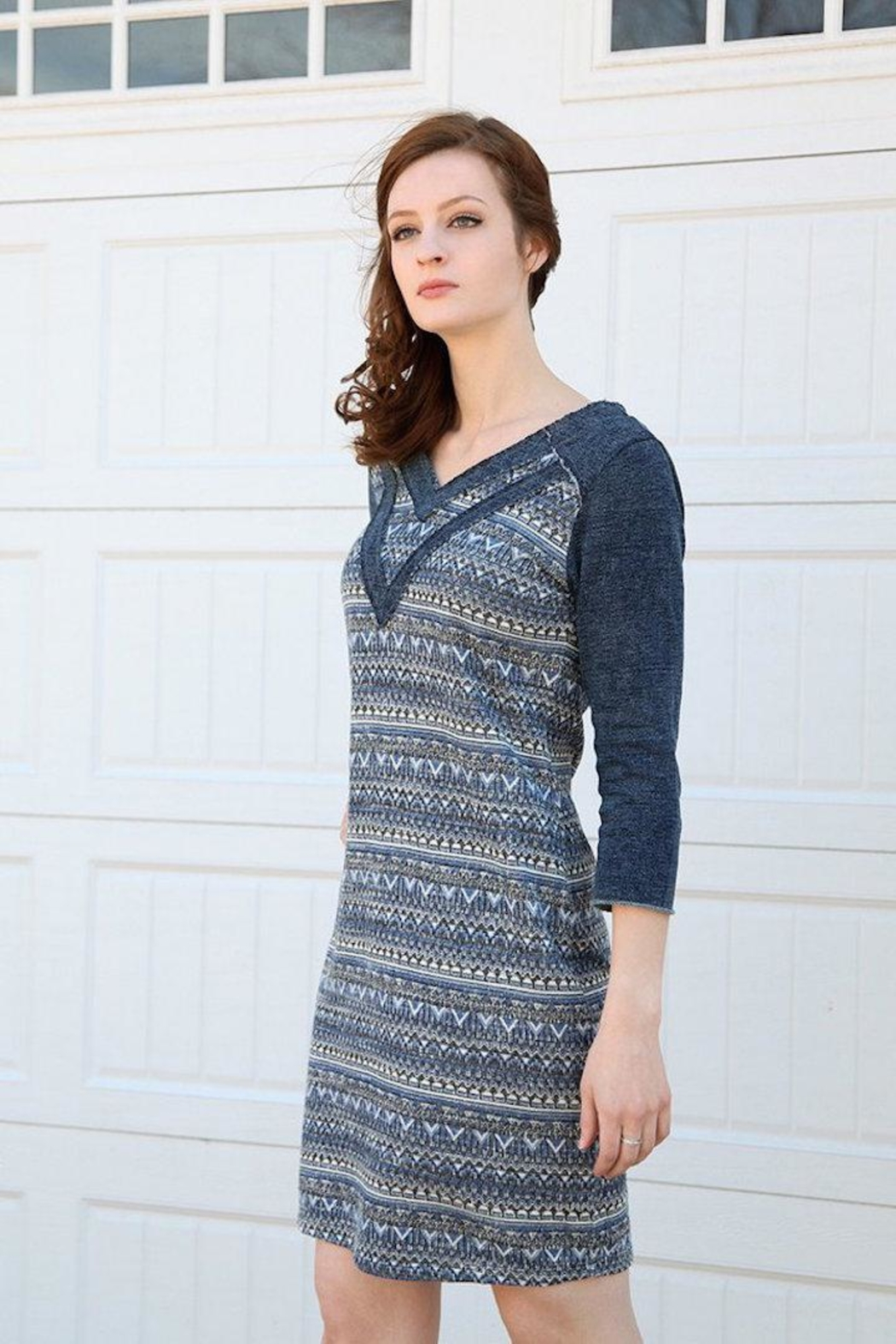 Yest Galley Dress - Main Image