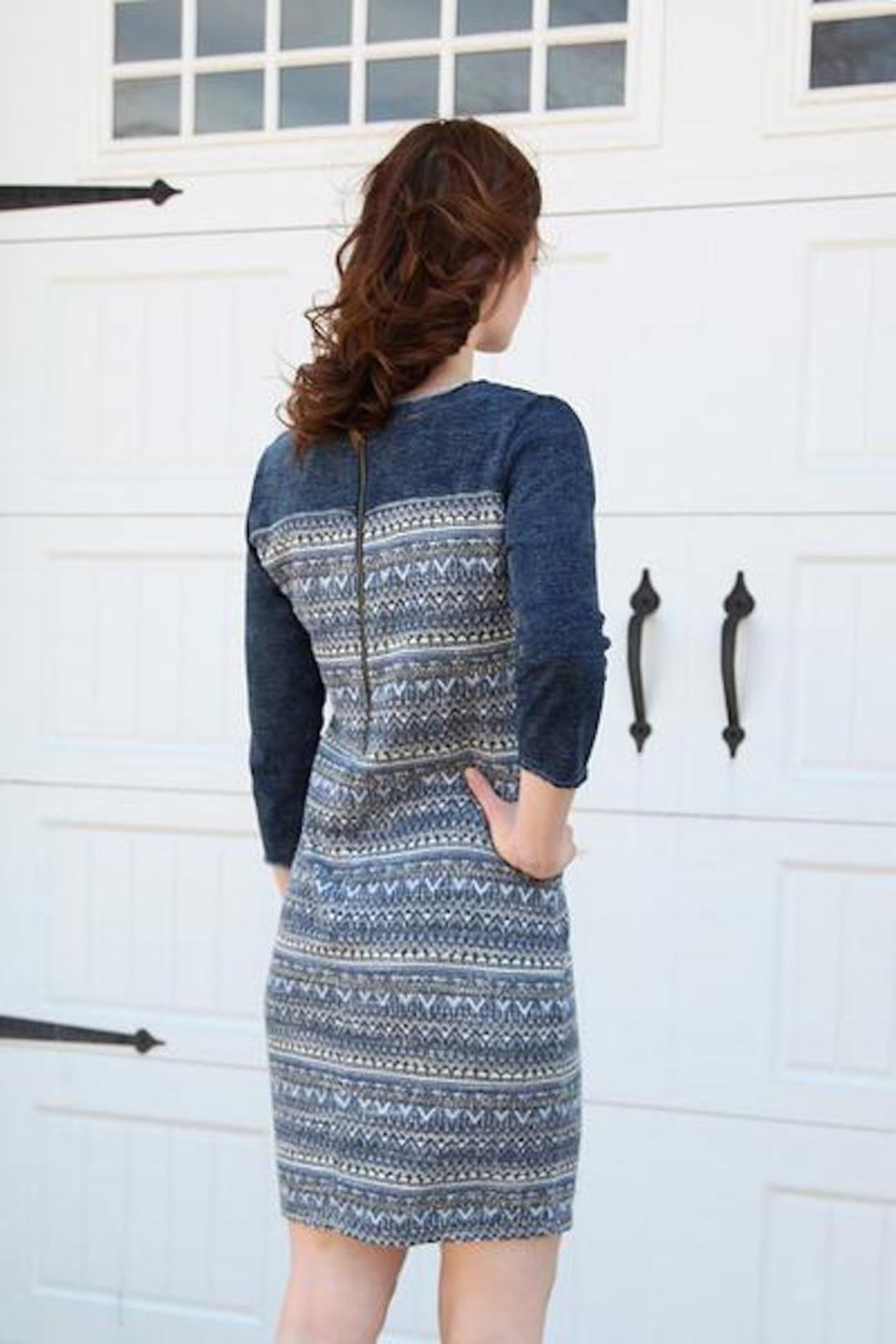 Yest Galley Dress - Front Full Image